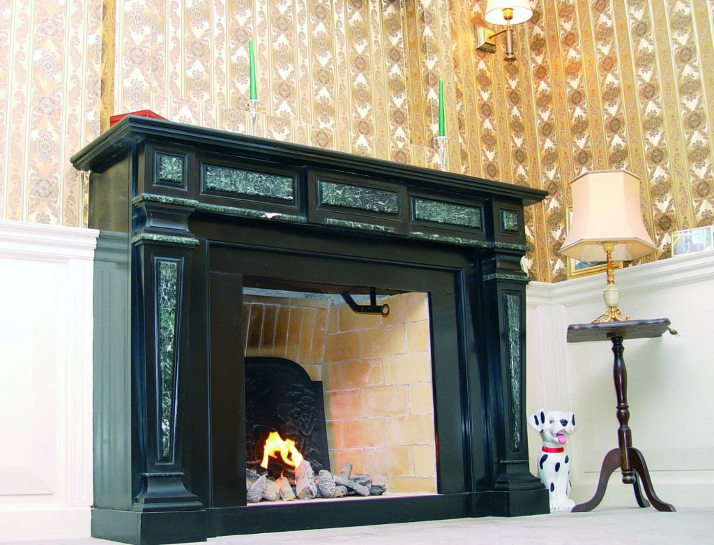 Bedwelming Renovatie openhaard - Rob Houweling stijlschouw specialist &FW14